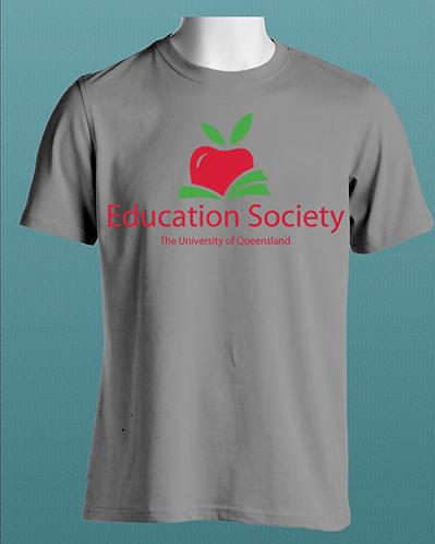 UQ EdSoc T-Shirt - Vintage Logo