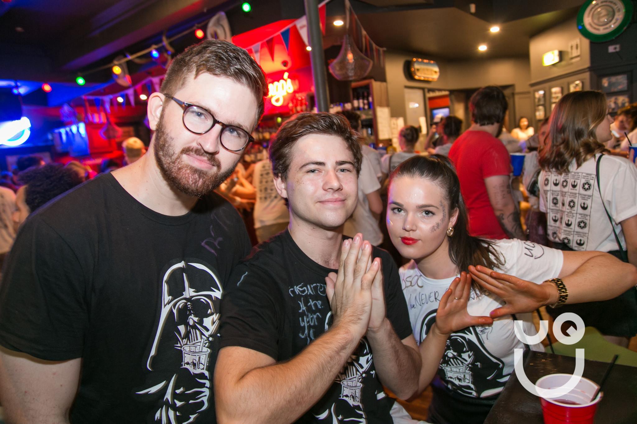 Bar Wars 2017