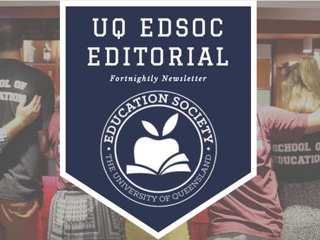 Issue 02 | Semester 1, 2019 Newsletter
