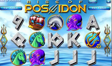 Rise of Poseidon Online Pokies