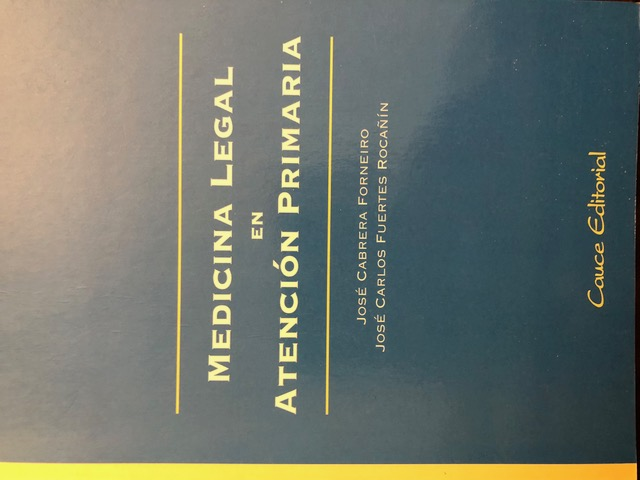 Medicina legal y atención primaria
