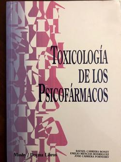 toxicologia de los farmacos