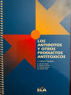 Los antídotos y otros productos