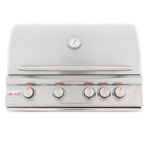 Blaze LTE Grill with Lights