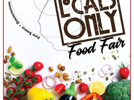 Locals Only Food Fair!