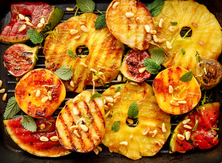 Grill Fruit