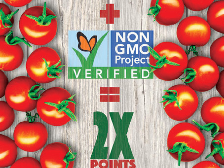 October is Non-GMO Month