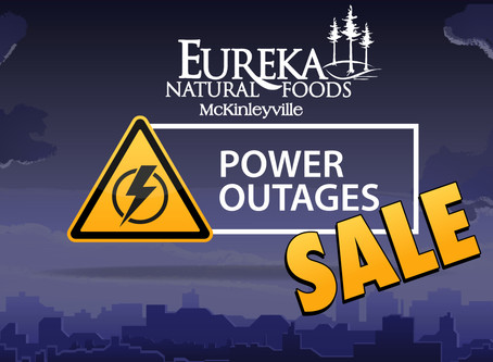 Power Outage Sale