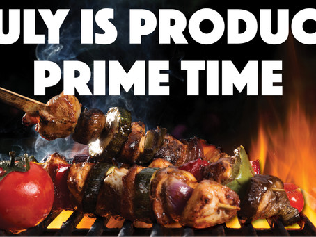 July Is Produce Prime Time