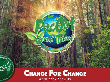 PacOut Green Team Change 4 Change