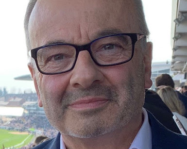 Resignation of Rob Jones as British Ice Skating Chair