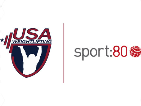 USA Weightlifting raise the bar with Sport:80