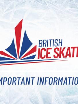 British Figure Skating Championships qualified skater list published