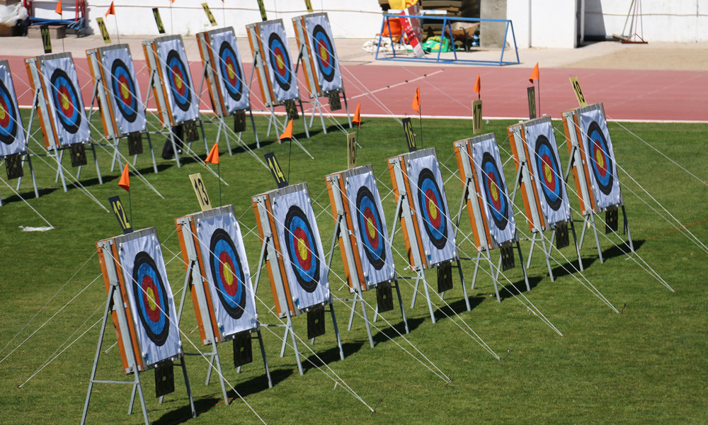 USA Archery use innovative technology powered by Sport:80