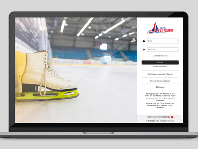 British Ice Skating Membership Database Launch February 2020