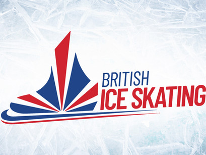 British Ice Skating Dates for 2020