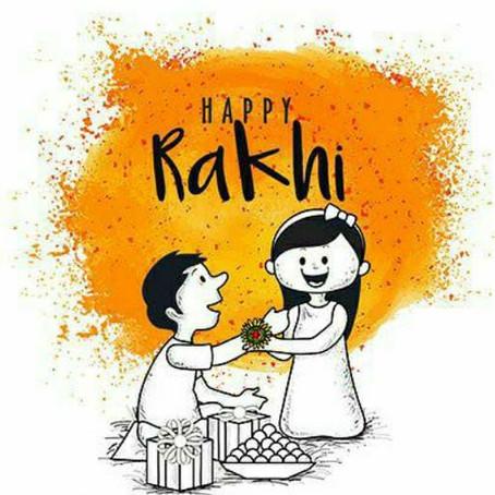 HAPPY RAKHI ❤️