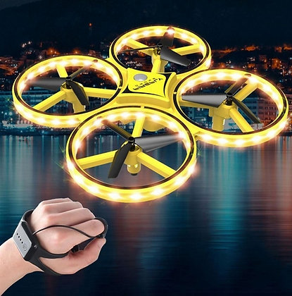 DRONE SENSOR DISEÑO LED