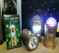MAGIC COOL CAMPING LIGHTS 3,1