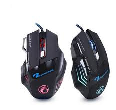 MOUSE GAMER 7 LUCES