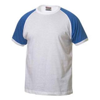 T-shirt Clique Raglan-T (homme)