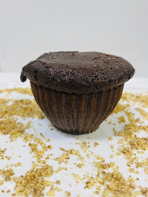 Muffin Low Carb sabor Chocolate