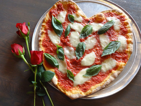 5 Fun Foodie Ideas to Celebrate a Covid Valentine's Day