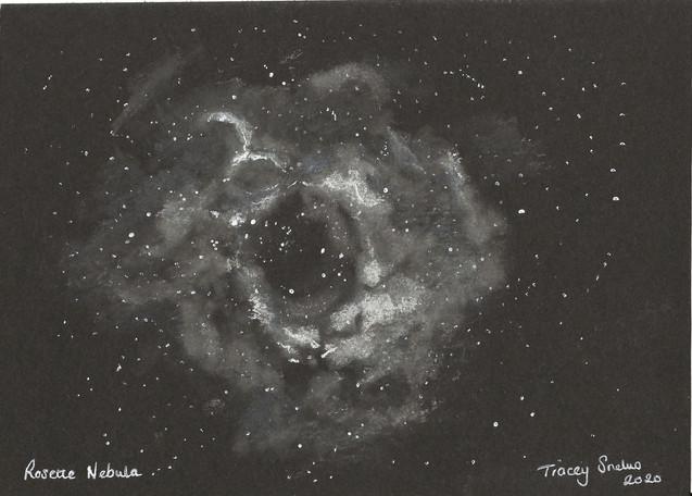 Rosette Nebula Sketch