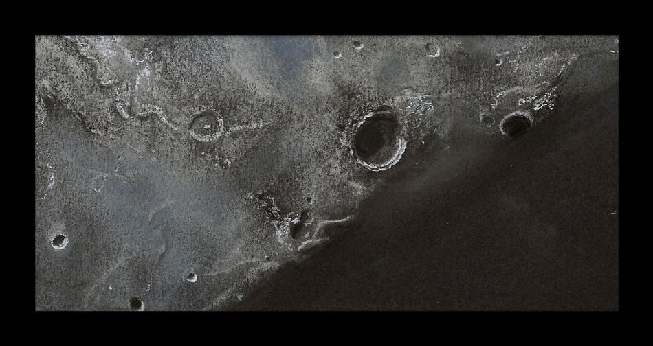Lunar Sketch