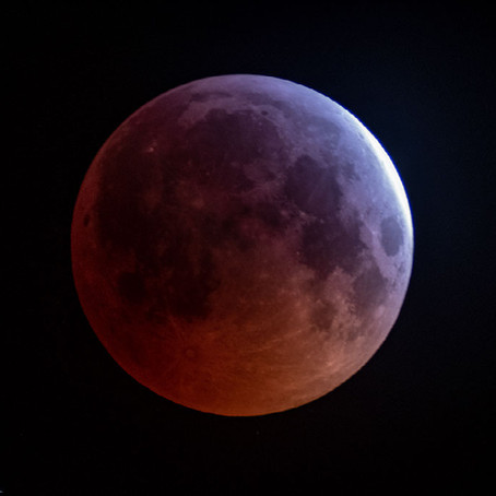 Total Lunar Eclipse of January 2019