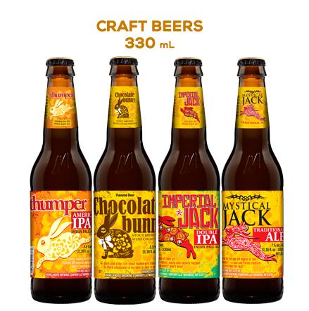 Rhinelander Craft Beers