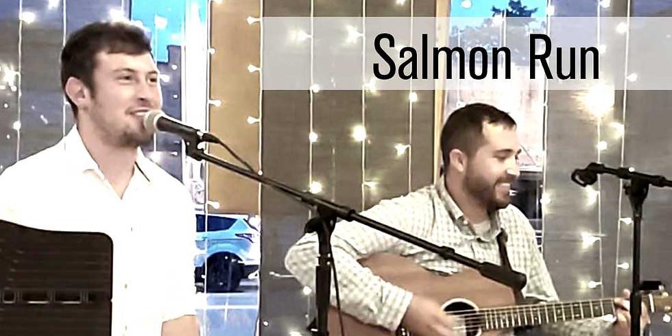 Live Music by Salmon Run