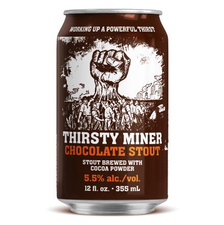 Thirsty Miner