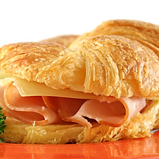 Ham & Cheese (Hot Breakfast)