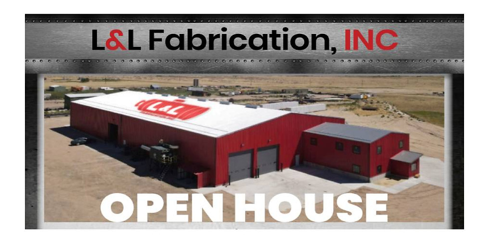 LnL Fabrication - Open House Event - Food Provided