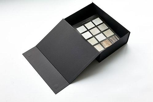 Duran A4 sample box for lampshades