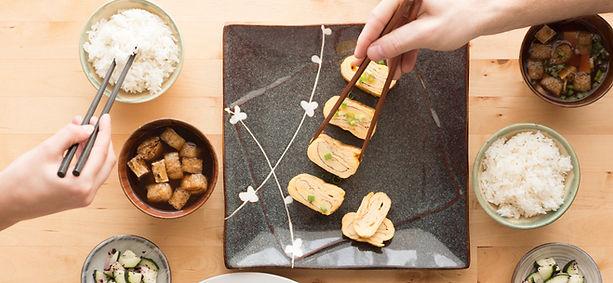 ateliers de cuisine japonaise