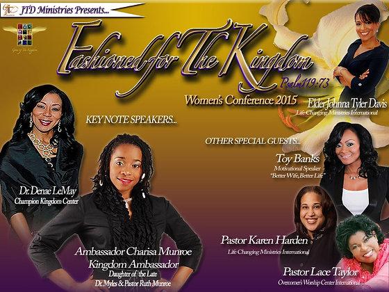 FFTK Women's Conference 2015 (Praise & Worship)
