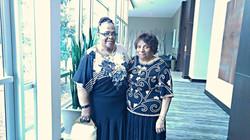 """JTD's Mother & God-Mother"