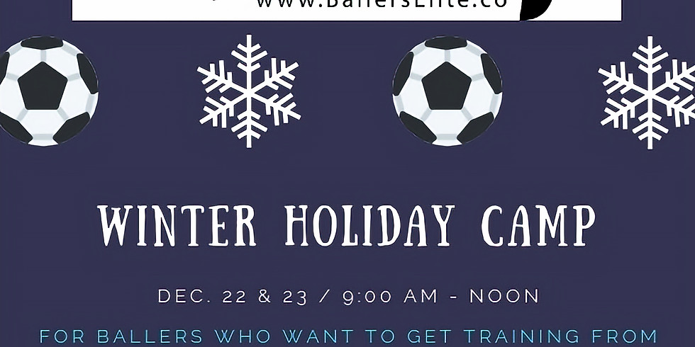 DMV Winter Holiday Camp - '03 Age Group