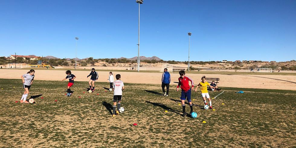 June 8-10  Soccer/Futsal Camp
