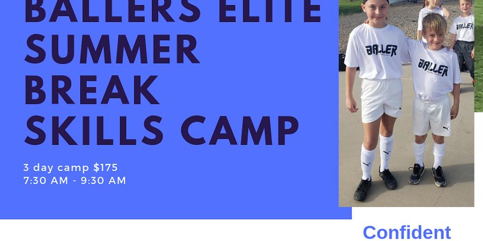 Tucson Summer Skills Futsal Camp-June