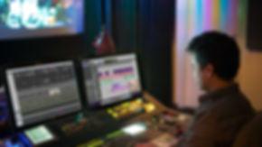 Audionabewerking