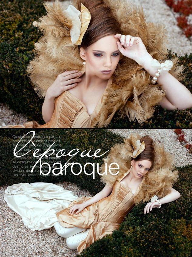 Fashion Design: Nicole Helf Model: Sue Schuler H&M: Jaqueline Shwickert-Mayenfels Photographer: Noemi Cronrath