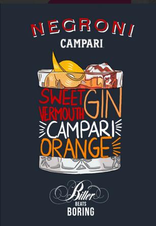 Negroni Campari