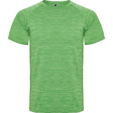T-SHIRT AUSTIN 100 % polyester space dye 130 g/m².