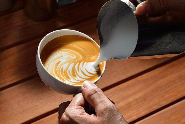 Barista Catering für Messen und Events. Kaffee Caterings auf Veranstaltngen