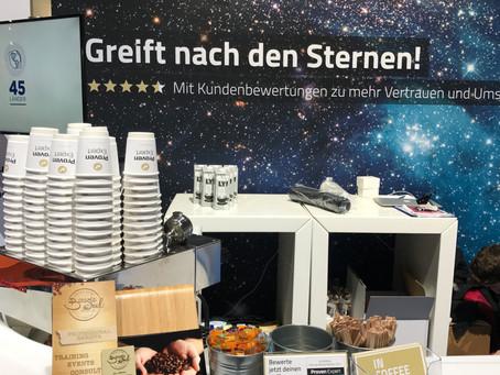 #OMR ! Marketing Profis, Models & Kaffee der eindruck hinterlässt!