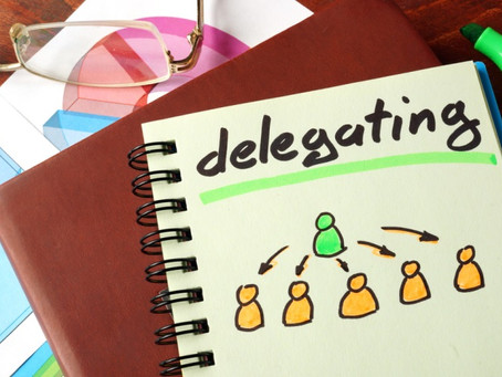 What and how to delegate to be more efficient