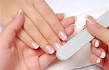 natural nails, gel nails